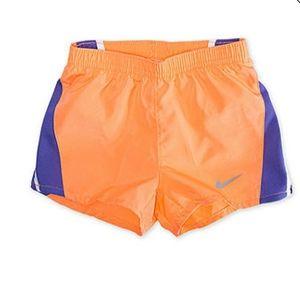 Nike Toddler Girls Colorblock Dri-FIT Shorts